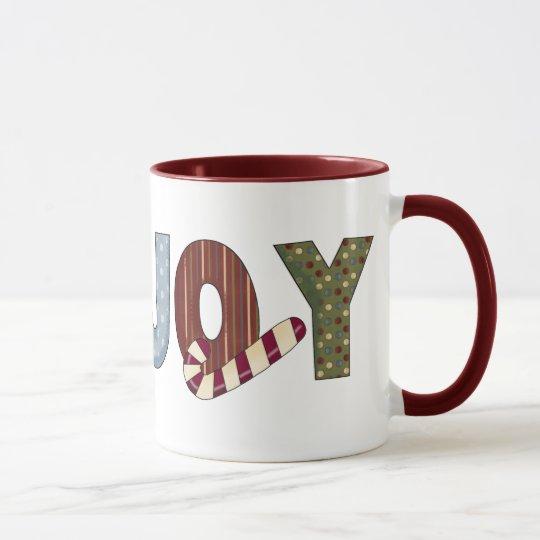 Joy ~Christmas ~ Mug