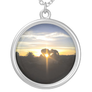Joy comes in the Morning Necklace