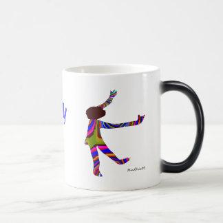 Joy Dance Magic Mug