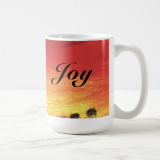 "Joy - ""Desert Celebration"" Mug by All Joy Art"