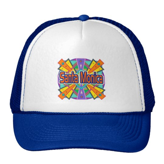 "Joy Design ""Santa Monica"" Hat"
