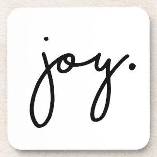 Joy Drink Coaster