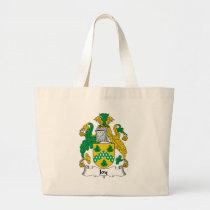 Joy Family Crest Bag