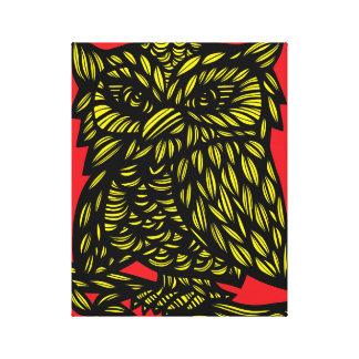 Joy Fantastic Energetic Wonderful Canvas Print