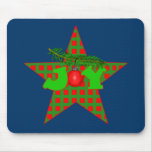 JOY for the Holidays on Apparel and Gifts Mouse Pad