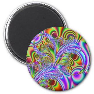 Joy Fractal Magnet