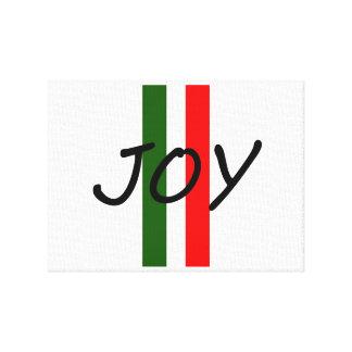 Joy Gallery Wrap Canvas
