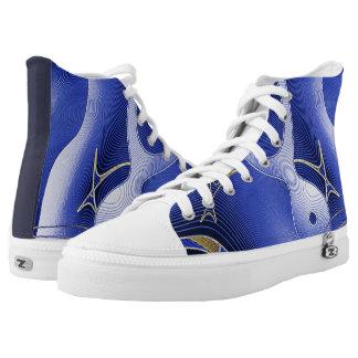 Joy High-Top Sneakers