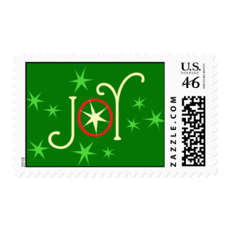 Joy Holiday Stamps
