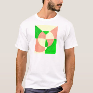 JOY in abstract art T-Shirt
