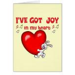Joy in My Heart Card