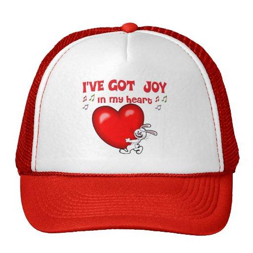 Joy in My Heart Trucker Hat