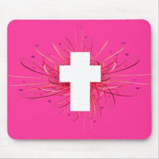 JOY in the Cross Mousepads