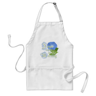 Joy in the Morning Adult Apron