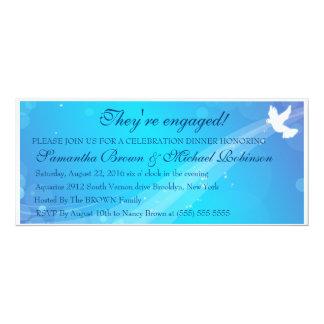 Joy & Love spreading dove Card