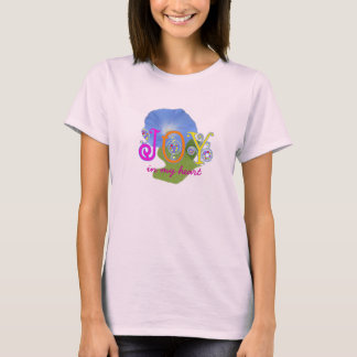 Joy Morning Glory T-Shirt