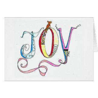Joy Notecard