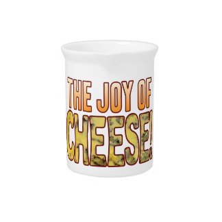 Joy Of Blue Cheese Beverage Pitcher