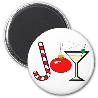 Joy Of Christmas Magnet