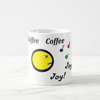 Joy of Coffee mug