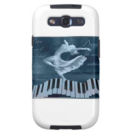 Joy of Dance Samsung Galaxy S3 Cover