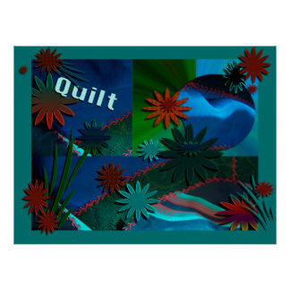 Joy of Quilting Poster