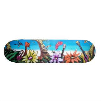 Joy Of Sound - Street Art Sk8 Skateboard Deck