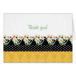 Joy of Spring Thank you Cards