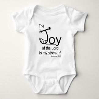 JOY of the Lord Baby Bodysuit