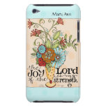 Joy of the Lord - Personalized I-Pod Case Mate iPod Case-Mate Case