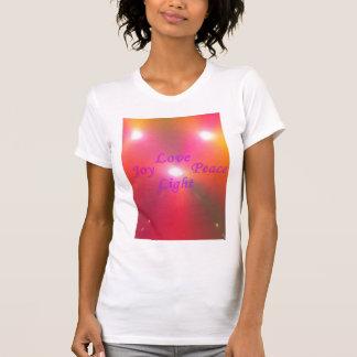 Joy, Peace, Love and Light Shirts