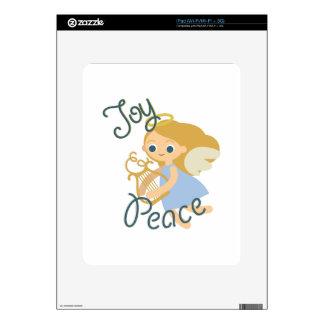 Joy & Peace Skin For iPad