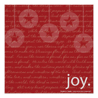Joy Posters