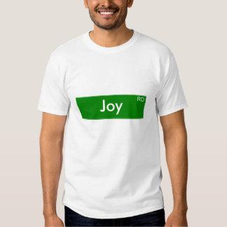 Joy Rd. Shirt