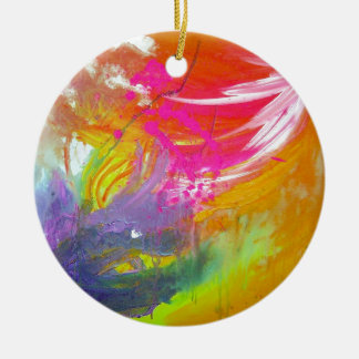 JOY Released Ceramic Ornament