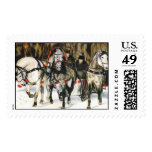 """Joy Ride"" Postage Stamps"
