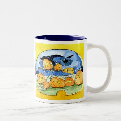 Joy Ride Two-Tone Coffee Mug