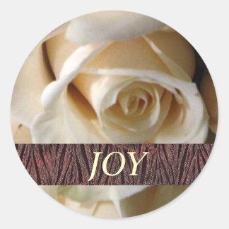 Joy Rose Stickers