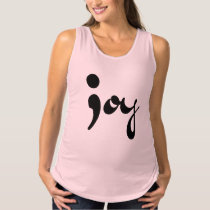 Joy Semicolon Maternity Top