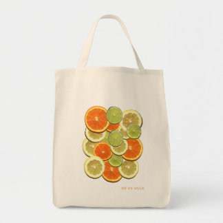 Joy the Baker Citrus Grocery Tote