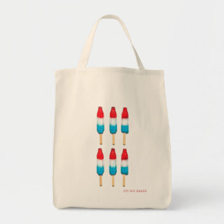 Joy the Baker Popsicle Tote Bag