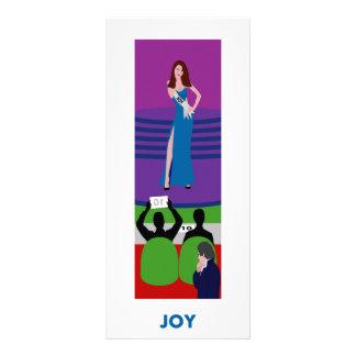 Joy The Immortal Beloved, Part 1: Joy Rack Card