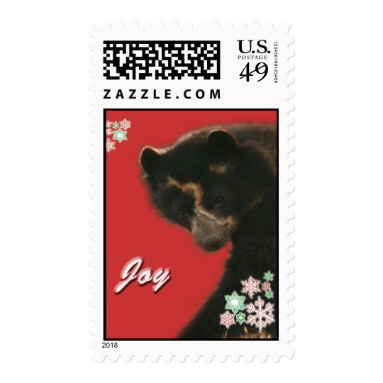 Joy to All from Bubu Postage
