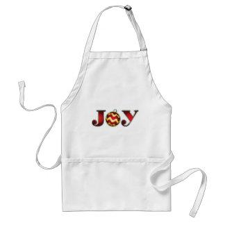 Joy to the World Adult Apron
