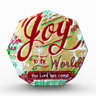 Joy to the World by Jan Marvin Awards