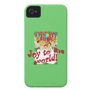 Joy to the World! Case-Mate iPhone 4 Case
