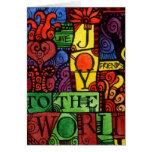 Joy to the World Christmas / Holiday Card