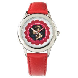 Joy To The World Custom Watch
