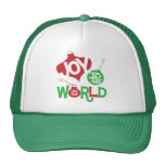 Joy to the World Hat