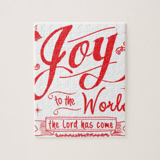 Joy to the World II by Jan Marvin Puzzle